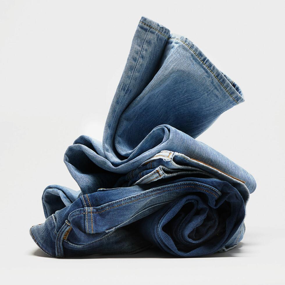 Levér inn dine poser samme dag, og bli med i trekningen om et par jeans ved å melde deg opp på konkurransen på bloggen til moteredaktør, Silje Pedersen. Foto: HM