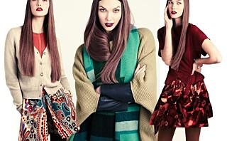 Slik blir høsten på H&M