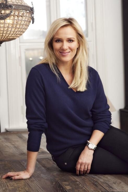 ANSVARLIG REDAKTØR: Gjyri Helen Werp, som er ansvarlig redaktør for STYLEmag.  Foto: All Over Press Norway