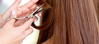 3 tegn på at håret ditt trenger en klipp