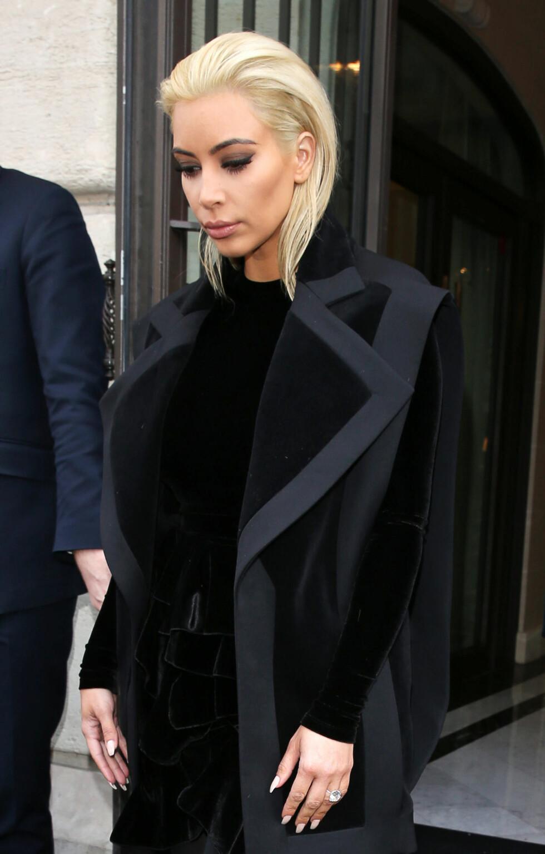 Kim Kardashian Foto: REX/All Over Press