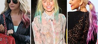 Få stjernelooken - uten å farge håret!