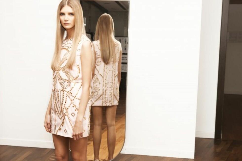 Smakebit fra kolleksjonen.  Foto: Versace for H&M