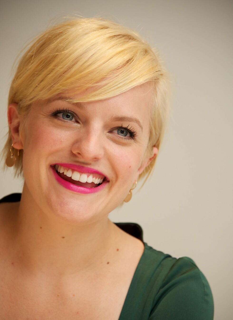 NÅ: Blondt, kort og kledelig. Foto: All Over Press