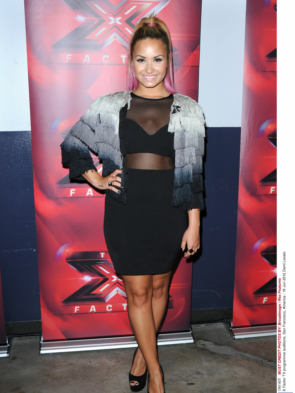 Demi Lovato Foto: All Over Press