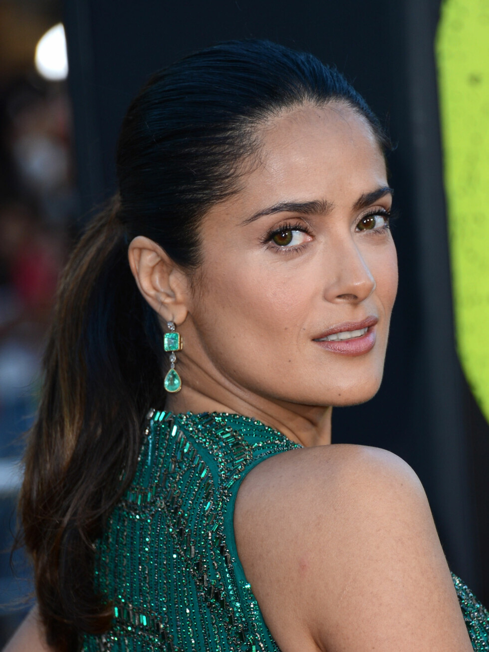 Salma Hayek Foto: All Over Press