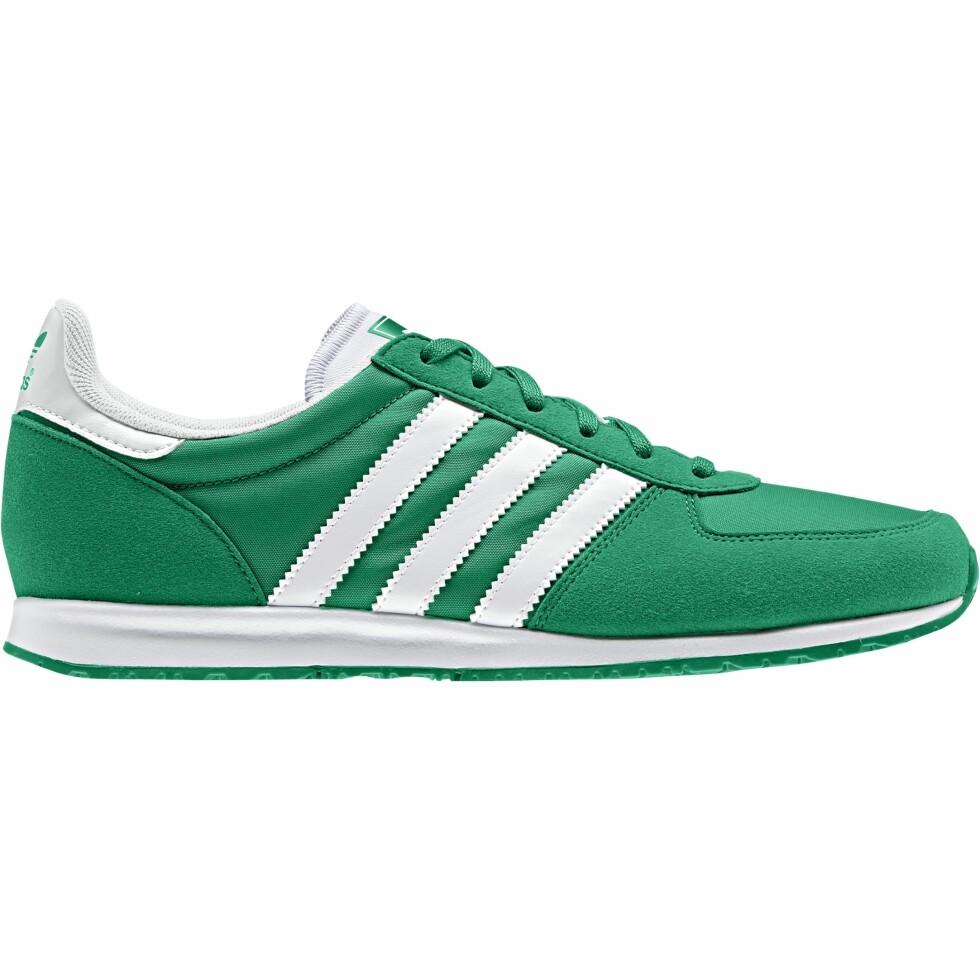 Grønne (kr 800, Adidas).