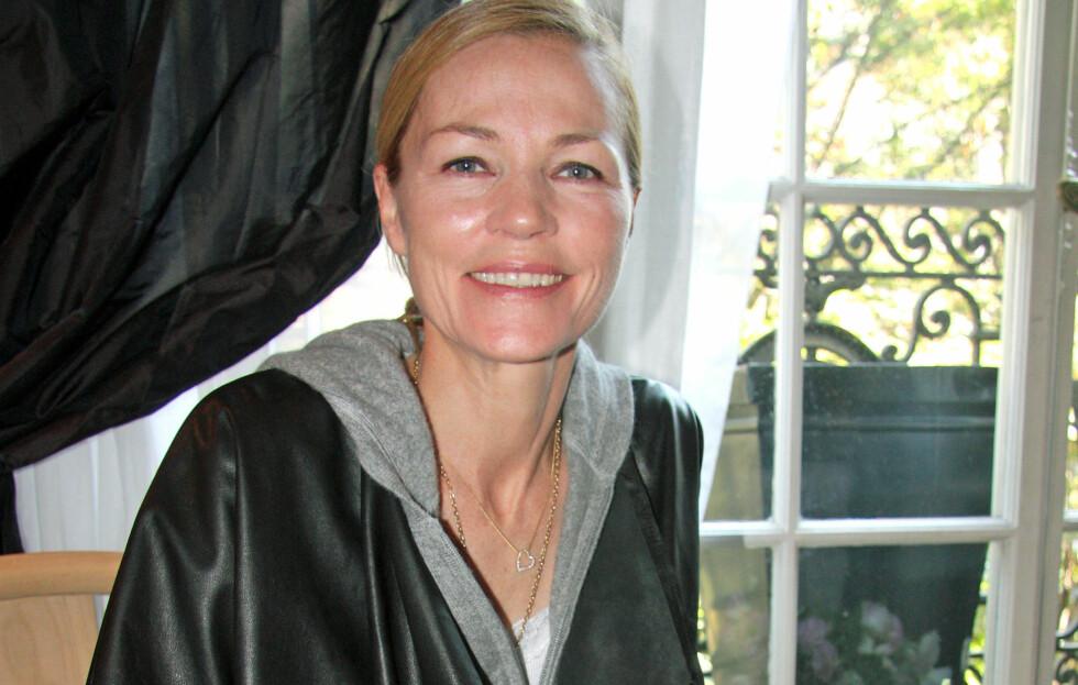 NORSK DESIGNER I PARIS: Norske Gunhild Nygaard (46) har jobbet for motehus som Dior og Givenchy. Foto: Cecilie Leganger