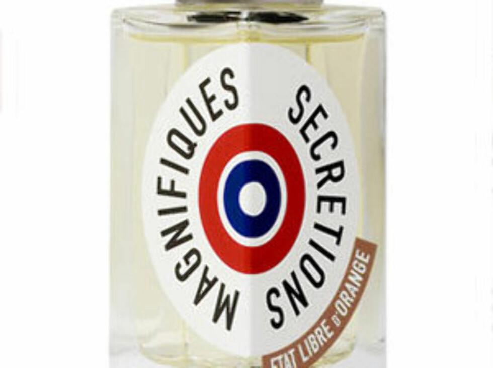 <strong>STINKER:</strong> Hvor praktfulle disse sekretluktene er, får du selv bedømme, men anbefalingen er å unngå denne når du skal på date.  Foto: Produsenten