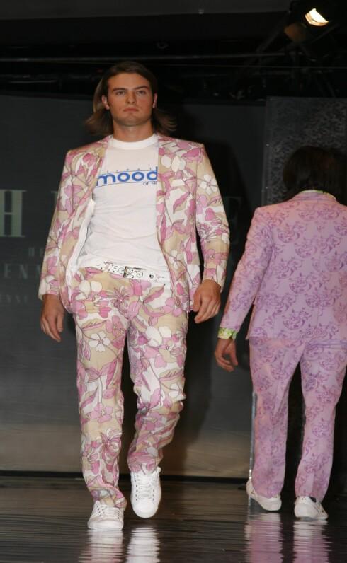 Dress i pastell fra Moods of Norway, som også var nominert.