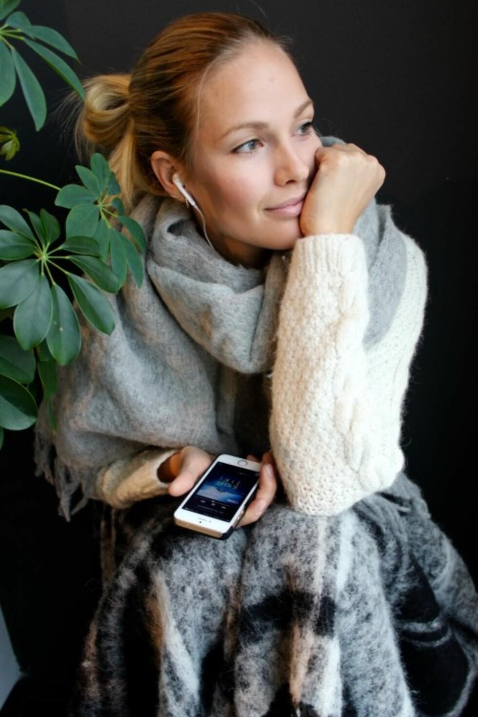 MARIA SKAPPEL HOLZWEILER: Gjør som STYLEmag bloggeren å gå for ull og strikk nå.  Foto: Mariaskappel.no