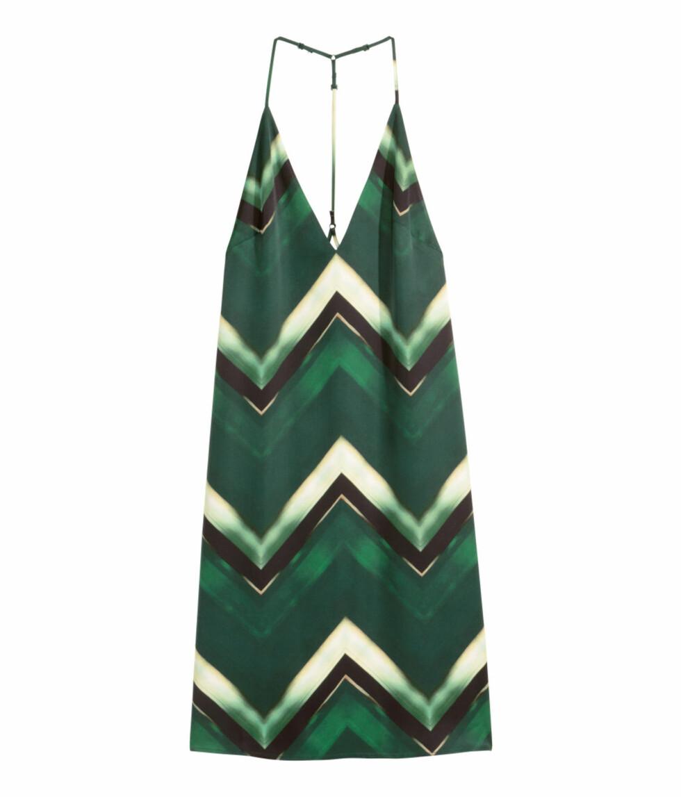 Kjole fra H&M, kr. 249 Foto: Produsenten