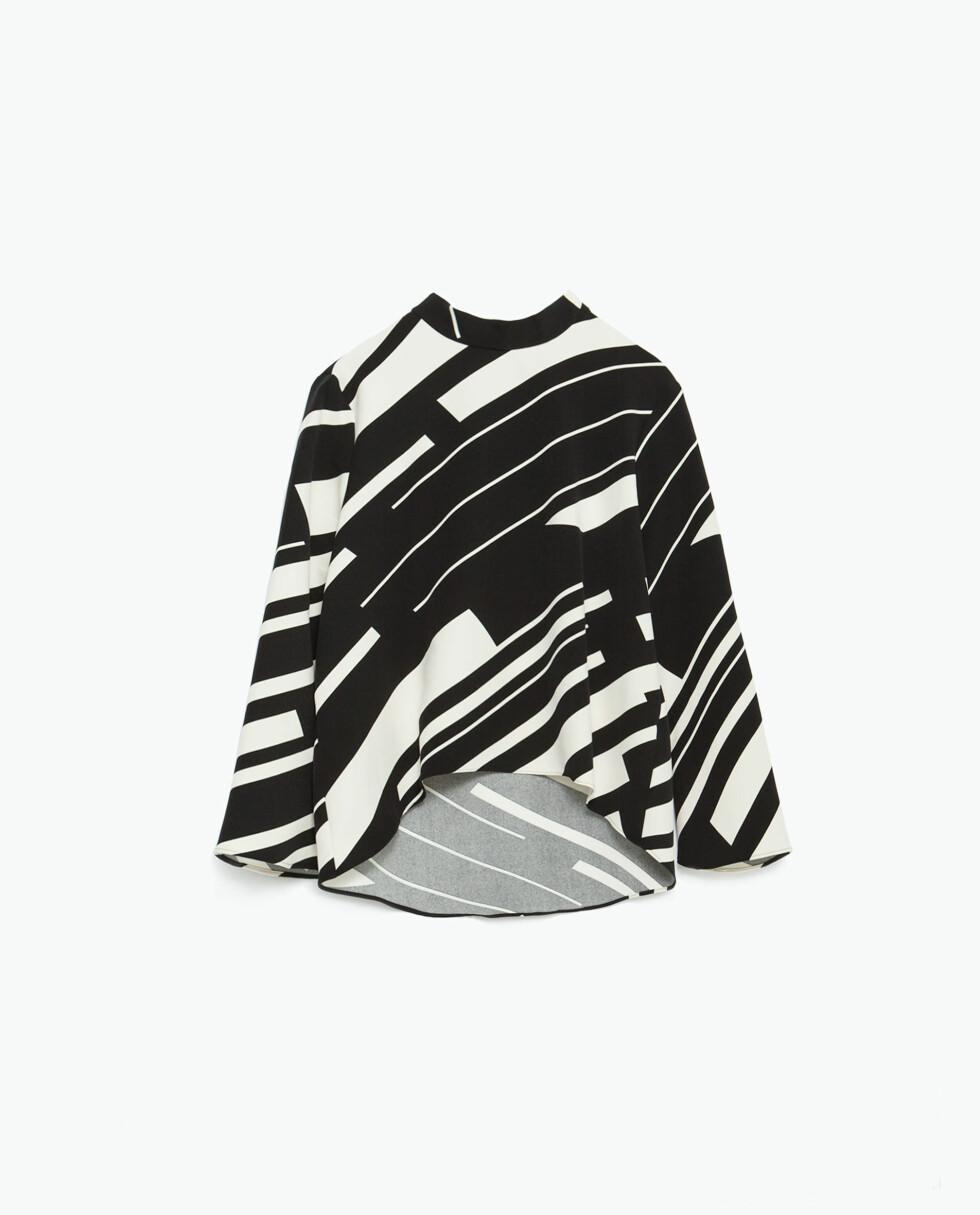 Bluse fra Zara, kr. 399 Foto: Produsenten