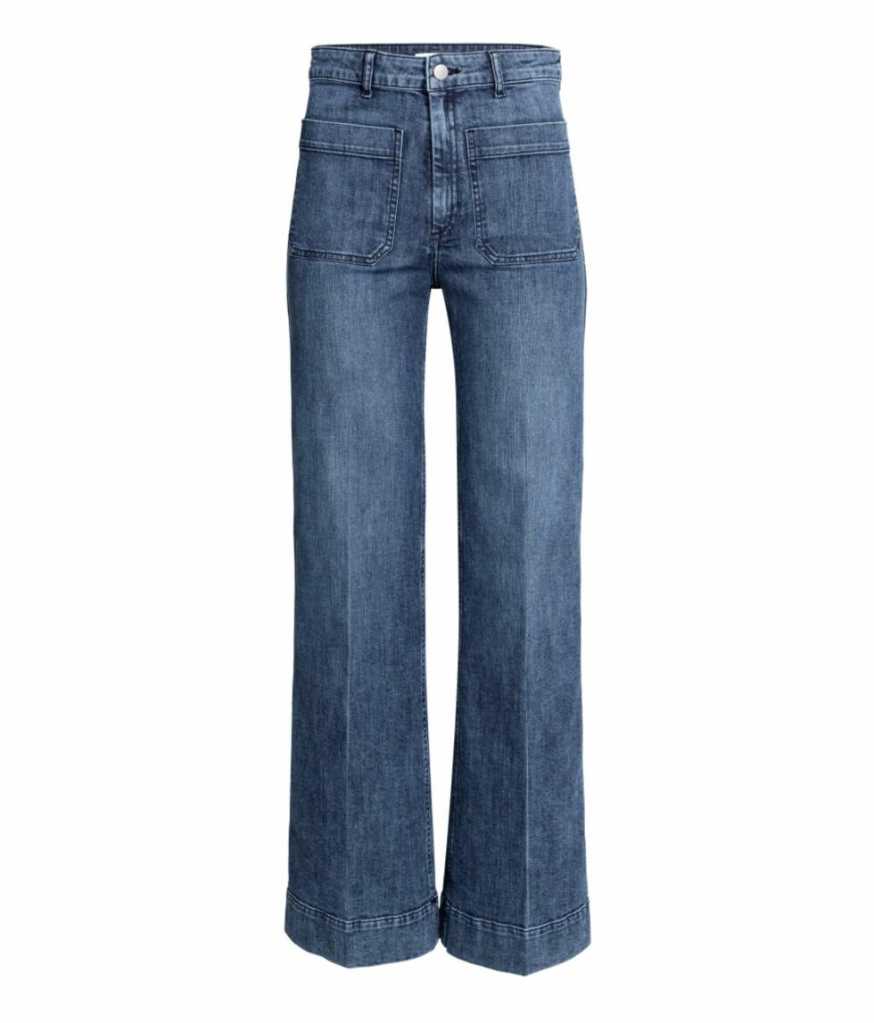 Jeans fra H&M, kr 299. Foto: Produsenten