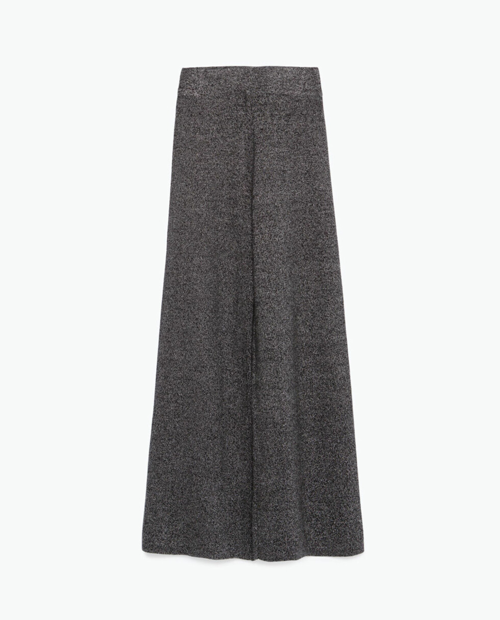 Bukse fra Zara, kr 399. Foto: Produsenten