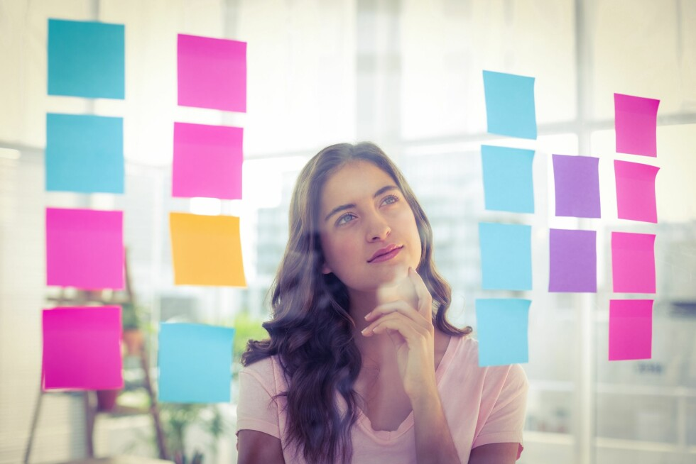 SETT DEG MÅL: Det er lettere å motivere deg og oppnå det det du vil, om du har et eller flere realistiske mål å jobbe mot.  Foto: Scanpix