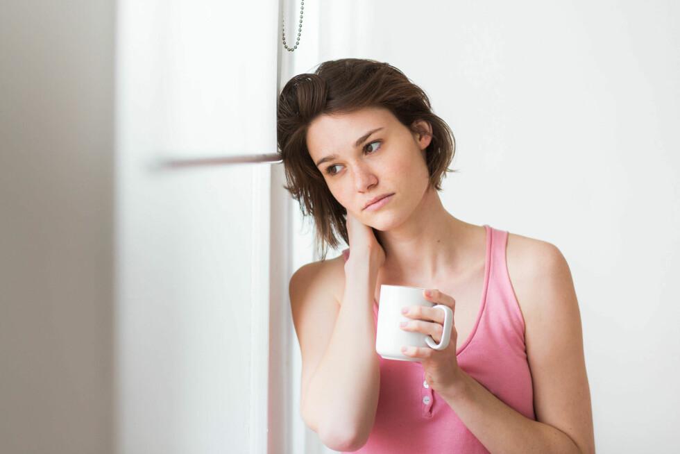 <strong>DRUKKET FOR MYE KAFFE:</strong> Drikker man for mye kaffe kan man få ubehag som hjerteklapp, rask puls, irritabilitet, skjelving, uro, økt svette, søvnløshet og mye mer.  Foto: REX/Burger/Phanie/All Over Press