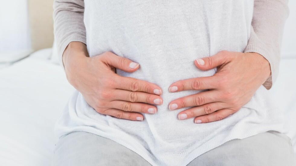 SYMPTOMER PÅ TARMKREFT: Problemer med tarmen over flere uker, er et av flere tegn på at noe kan være galt. Du bør da oppsøke lege.  Foto: NTB Scanpix