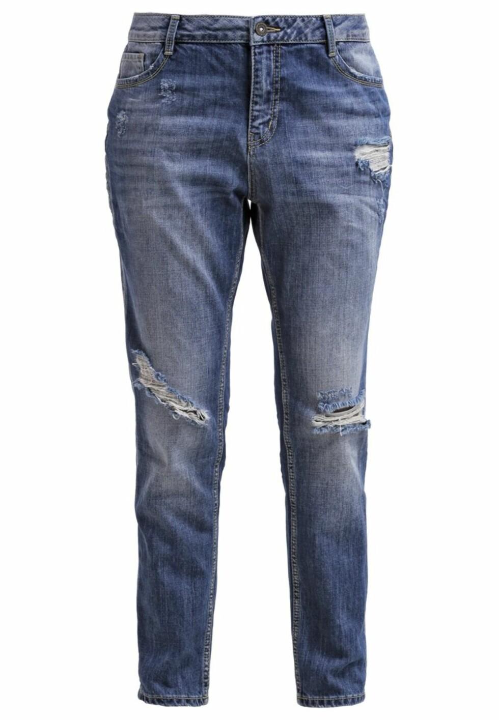 Jeans fra Tom Tailor Denim via Zalando.no, før kr 749 - nå kr 559. Foto: Zalando.no
