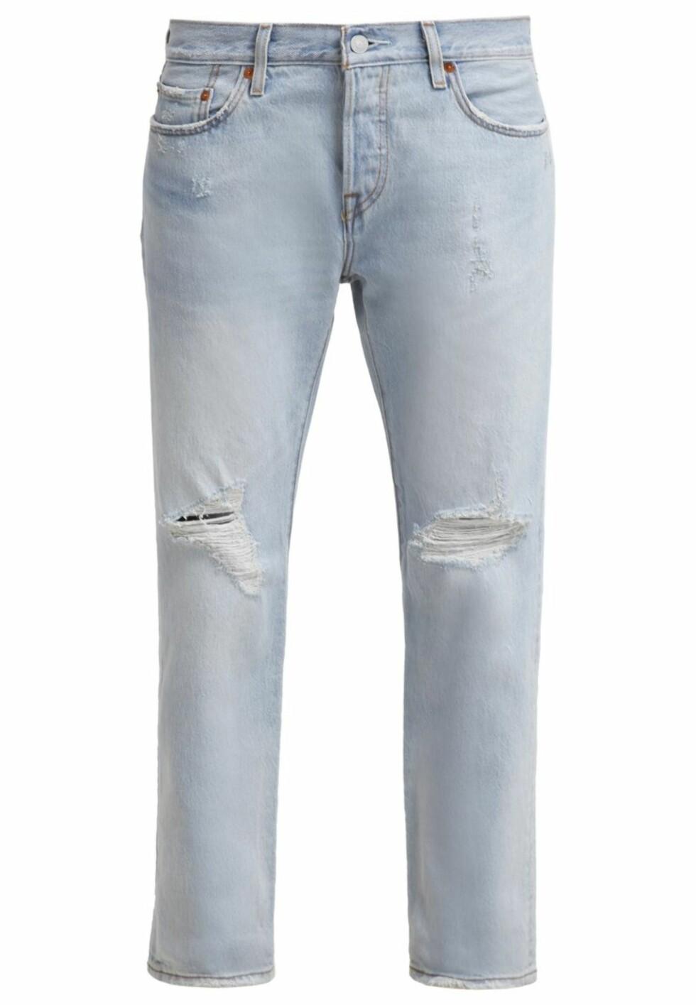 Jeans fra Levi's via Zalando.no, før kr 1095 - nå kr 769. Foto: Zalando.no