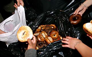 Ville du spist mat fra søpla?