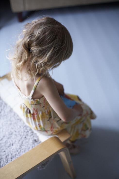 VOLD MOT BARN: Mødre som selv blir utsatt for vold, har større risiko for å utøve vold mot barna sine, ifølge norske forskere. Foto: Scanpix
