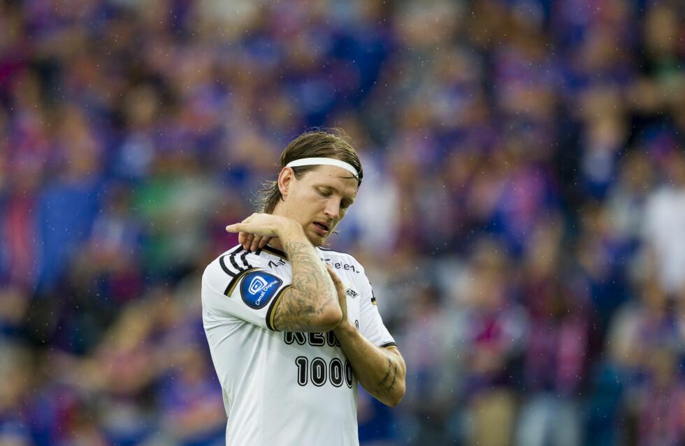 FORSVAR: Stefan Strandberg (25) spiller for det norske landslaget og  Foto: NTB scanpix