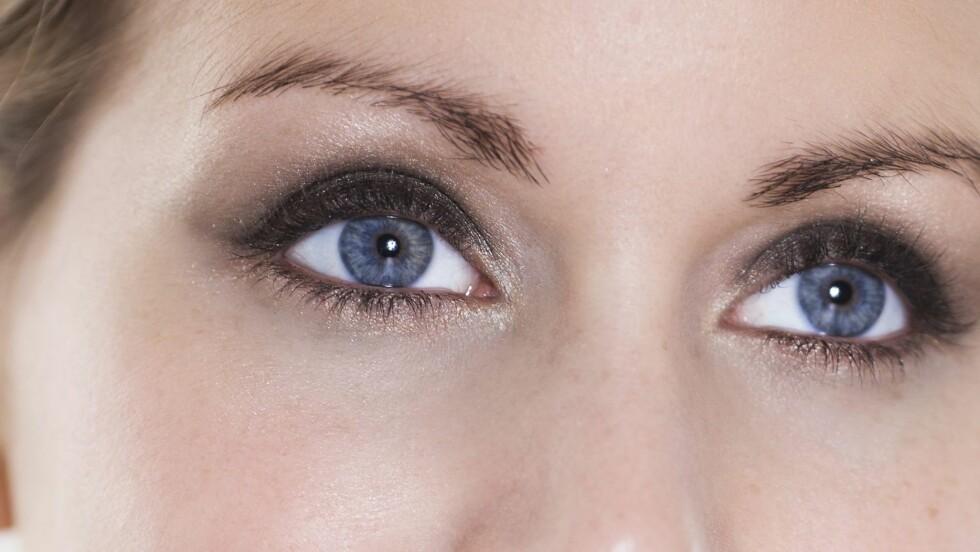 ØYENSKYGGEN SOM PASSER TIL DEG: Har du blå, grønne eller brune øyne? Det har seg nemlig sånn at visse farger fungerer bedre sammen med andre, og vil dermed gjøre at øynene dine «poppe»!