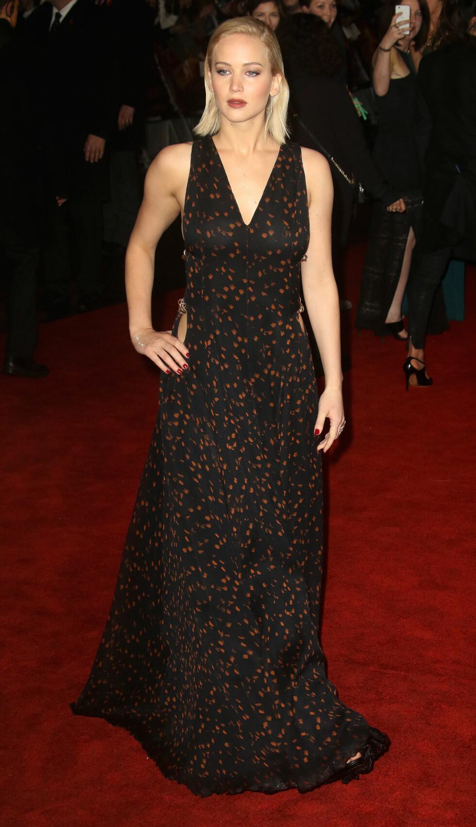Jennifer Lawrence  Foto: Solo Syndication