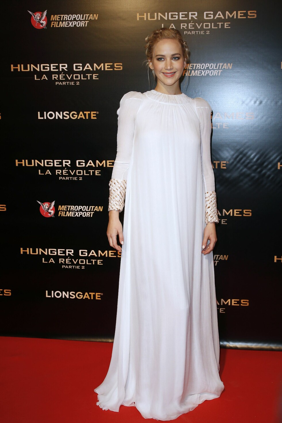 Jennifer Lawrence  Foto: Afp