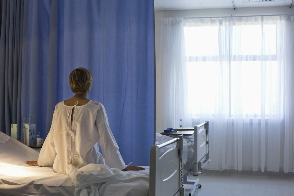 STOPP OPP: Mange av pasientene hadde ikke tatt seg tid til å stoppe opp og reflektere over hvordan de levde livet.  Foto: All Over Press