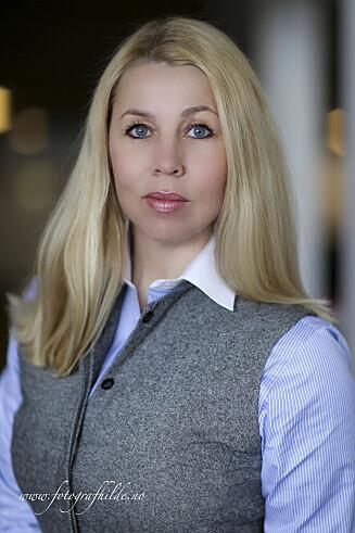 EKSPERTEN: Sexolog Ulla Aasland driver privat praksis i Porsgrunn. Foto: Fotografhilde.no