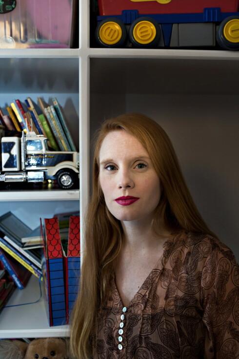 VAR ÅPEN: Susanne Kaluza, redaktør i Kvinneguiden, fortalte for tre år siden om spontanabortene sine. Foto: NTB Scanpix