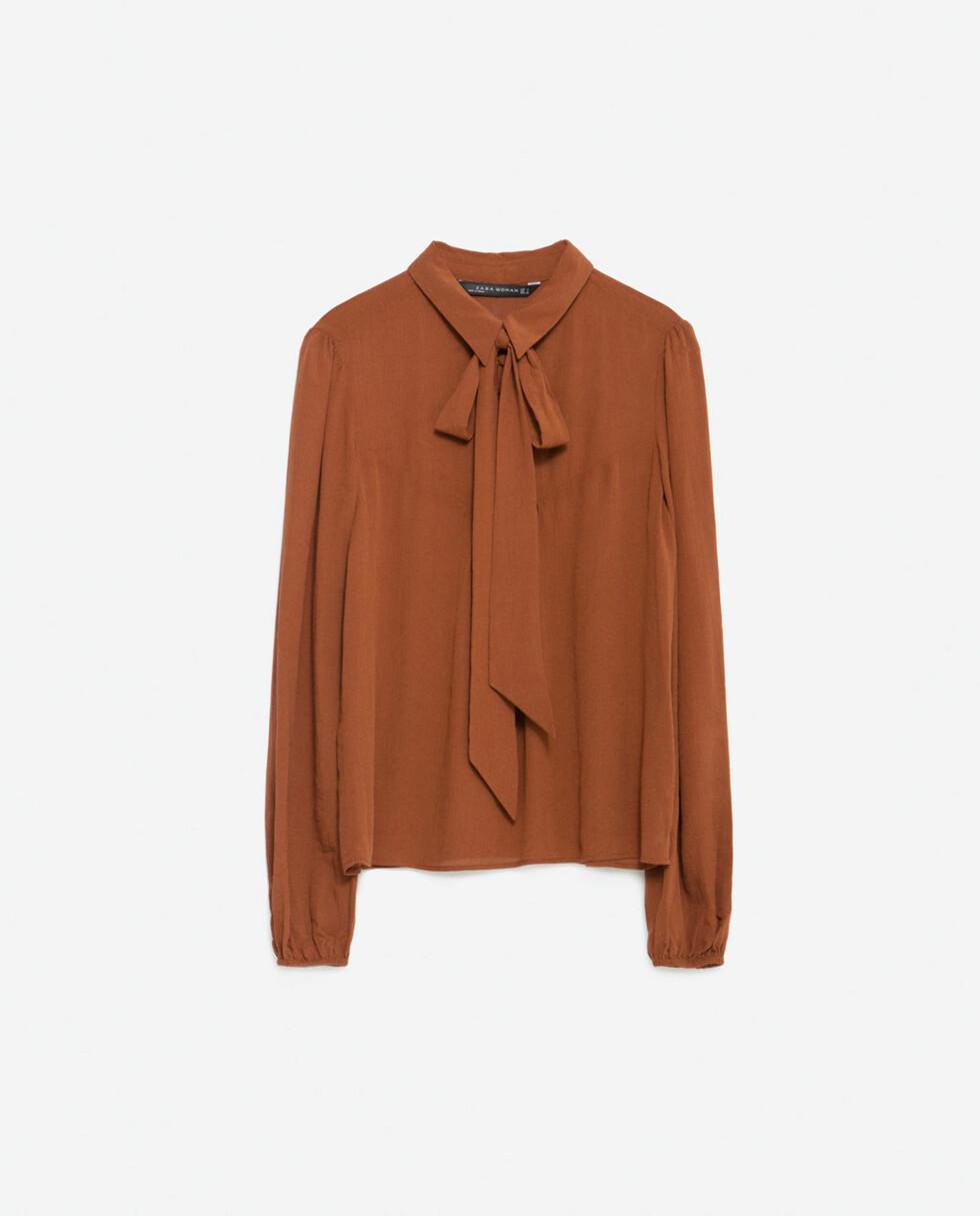 Bluse fra Zara. kr 399. Foto: Produsenten