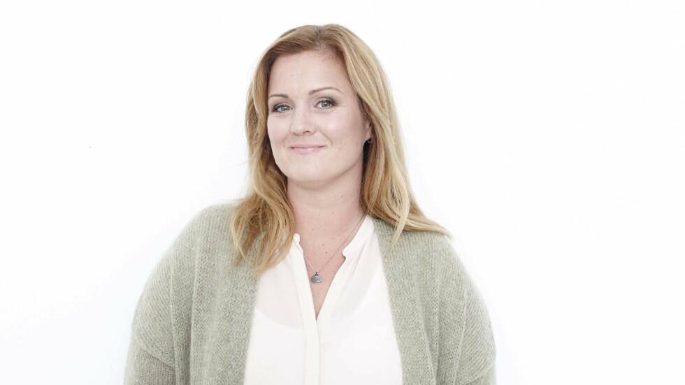 I GANG MED MEDITASJON: Siri Kristiansen forteller hvordan det gikk da hun bestemte seg for å begynne med meditasjon. Foto: Geir Dokken