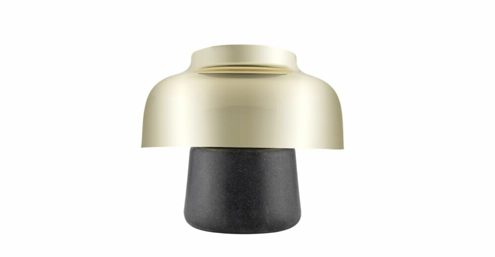 «Morse» bordlampe (kr 2600, bolia.com). Foto: Produsenten