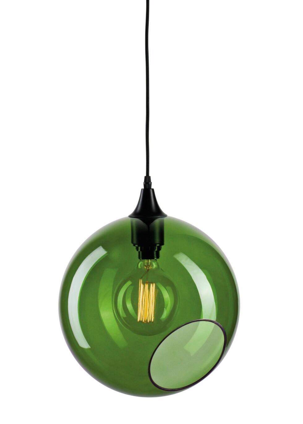 «Ballroom» lampe av Design by us (kr 4000, luxia.no). Foto: Produsenten