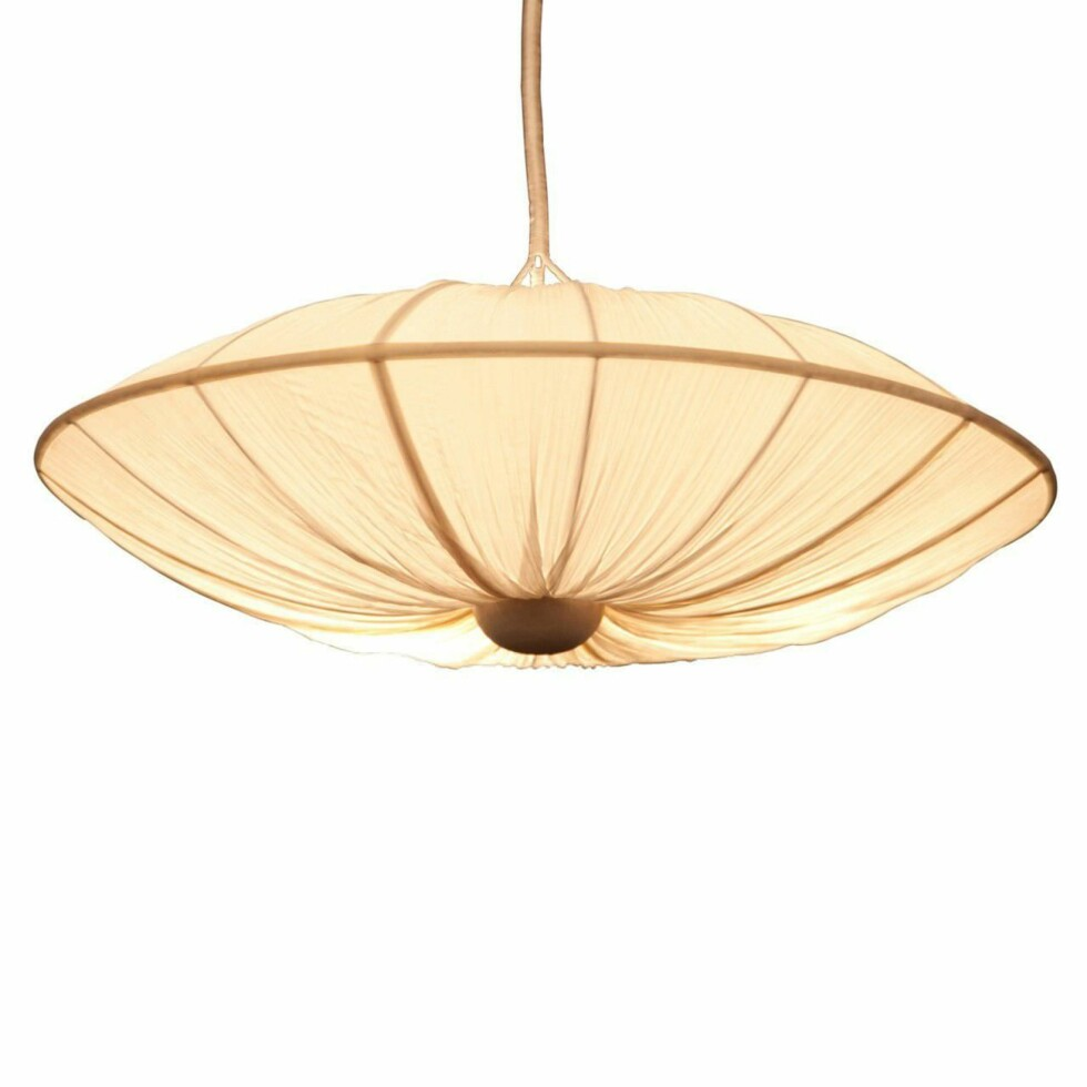 «Arche» lampe (kr 5900, eskeinterior.no). Foto: Produsenten