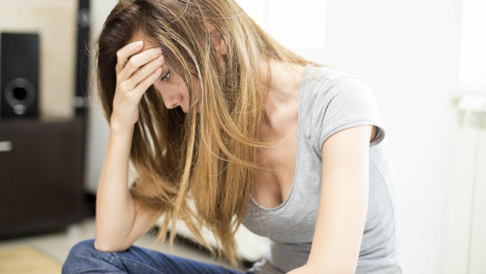 SAMMENLIKNER DU DEG OFTE MED ANDRE?  Stadig negative sammenligninger gjør ikke bare at en kan føle seg dårlig der og da, det kan også ettertrykkelig svekke selvfølelsen din på sikt. Foto: Boggy - Fotolia