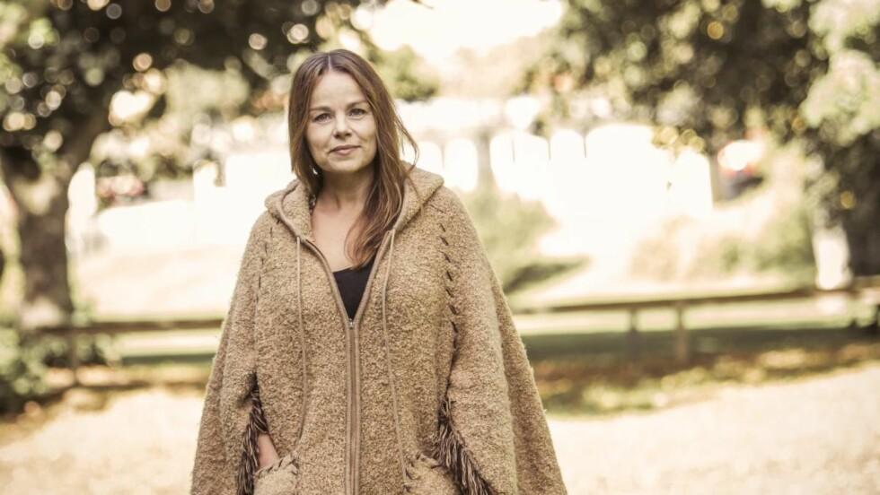 SVIKET: Den svenske artisten og terapeuten Laila Dahl følte at alt ble svart da hun ble konfrontert med mannens utroskap. Foto:  Rickard L Eriksson