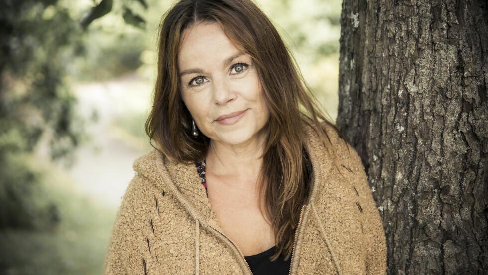 BLE BEDRATT: Den svenske artisten og terapeuten Laila Dahl følte at alt ble svart da hun ble konfrontert med mannens utroskap. Foto:  Rickard L. Eriksson