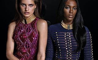 Se hele kolleksjonen til H&M og Balmain her!