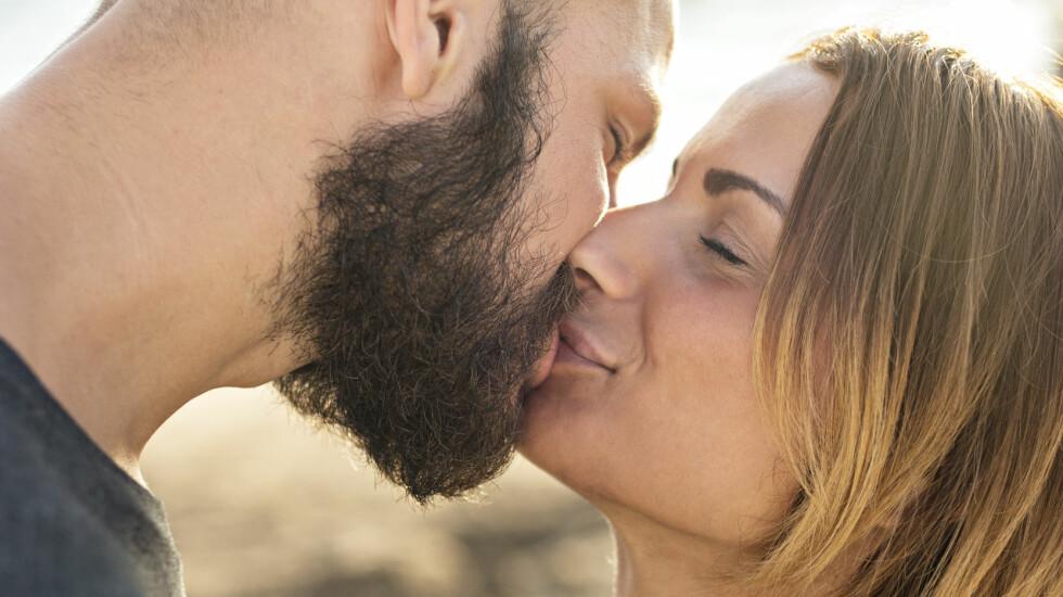 KISS AND TELL: Kyssing er noe av det mest intime man kan gjøre med en annen person, skal vi tro ekspertene. Foto: NTB Scanpix