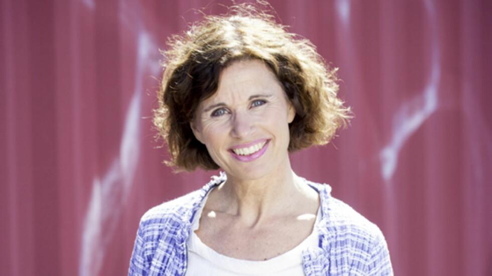 HOLDER NETTMØTE: Kari H. Bugge, som er fagsjef i Grete Roede AS, er utdannet ernæringsfysiolog ved Universitetet i Oslo og har jobbet med mat, trening og vektreduksjon i Grete Roede siden 2002. Foto: Grete Roede AS