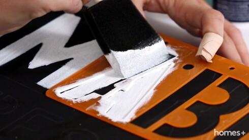 Practical ideas - DIY projects - Tram scroll Foto: Bulls Press - Bauer Media Group