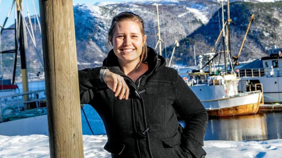 FLYTTET TIL MONGOLIA: Jeanett er hjemme på Rognan i Nordland så ofte hun har mulighet, gjerne noen måneder i vinterhalvåret, men det er sitt nye hjemland som nå er hjemme.