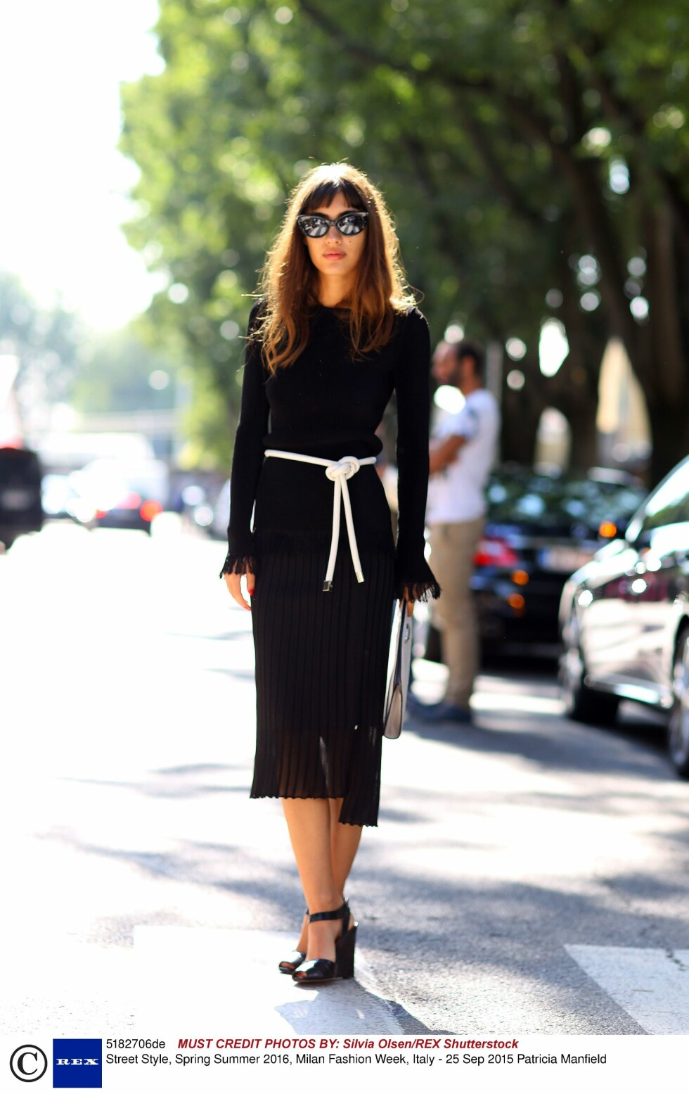 Patricia Manfield Foto: Rex Features