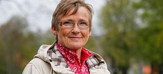 Marianne Lund Kristoffersen (56) har artrose: - Plutselig var det mye jeg ikke lenger klarte å gjøre