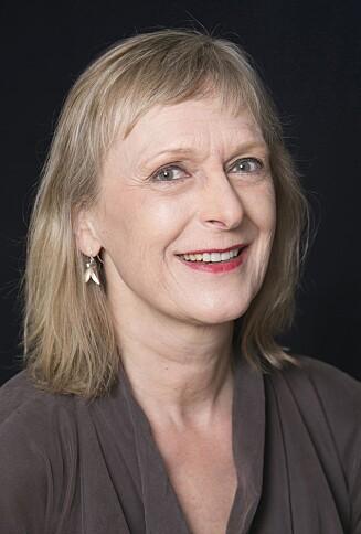 Maja-Lisa Løchen, hjertespesialist og professor ved universitet i Tromsø.  Foto: Hæge Håtveit