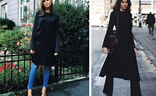 En helt ny måte å style kjolen på